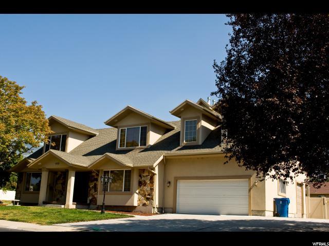 Unique la famille pour l Vente à 499 COUNTRY CLB 499 COUNTRY CLB Stansbury Park, Utah 84074 États-Unis