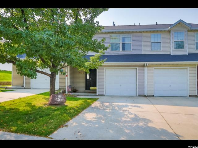 Maison accolée pour l Vente à 14260 S HONEYFIELD Drive Draper, Utah 84020 États-Unis