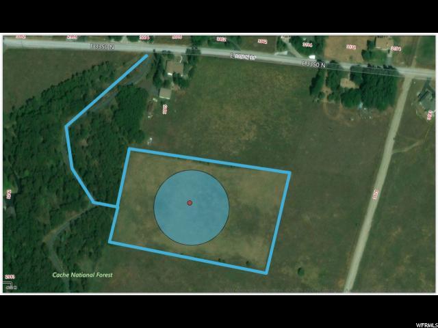 Terrain pour l Vente à 3009 E 3350 N 3009 E 3350 N Eden, Utah 84310 États-Unis