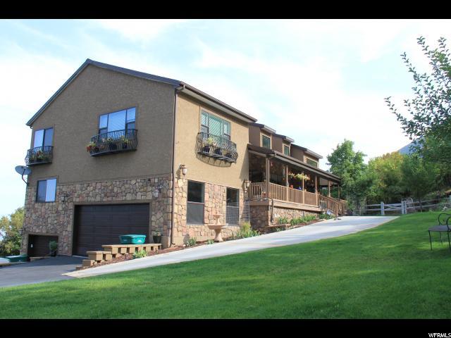 Один семья для того Продажа на 920 S PINEVIEW Drive Woodland Hills, Юта 84653 Соединенные Штаты