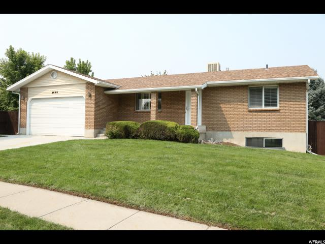 3646 W CHIPPEWA RD West Valley City, UT 84120 - MLS #: 1478970