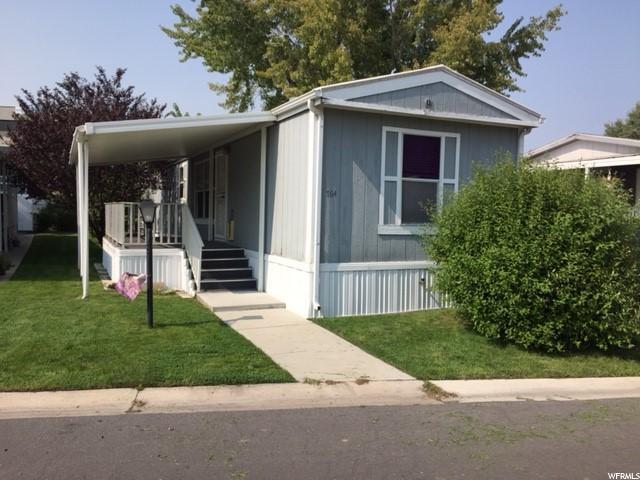 Частный односемейный дом для того Продажа на 764 W MONTE DEL Taylorsville, Юта 84123 Соединенные Штаты