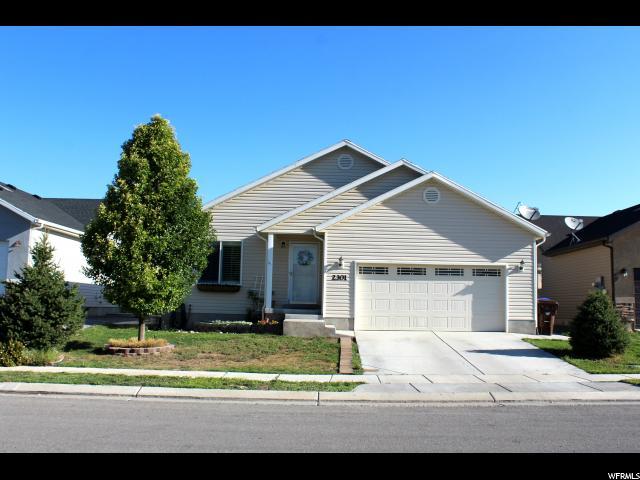 Single Family for Sale at 2301 E OX YOKE Drive Eagle Mountain, Utah 84005 United States