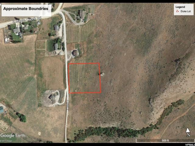 Land for Sale at 4205 S 4650 E 4205 S 4650 E Franklin, Idaho 83237 United States