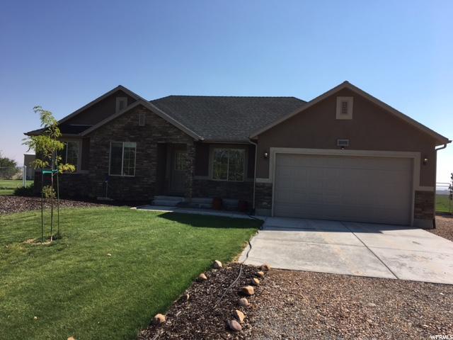 单亲家庭 为 销售 在 5009 S 17500 E Randlett, 犹他州 84063 美国