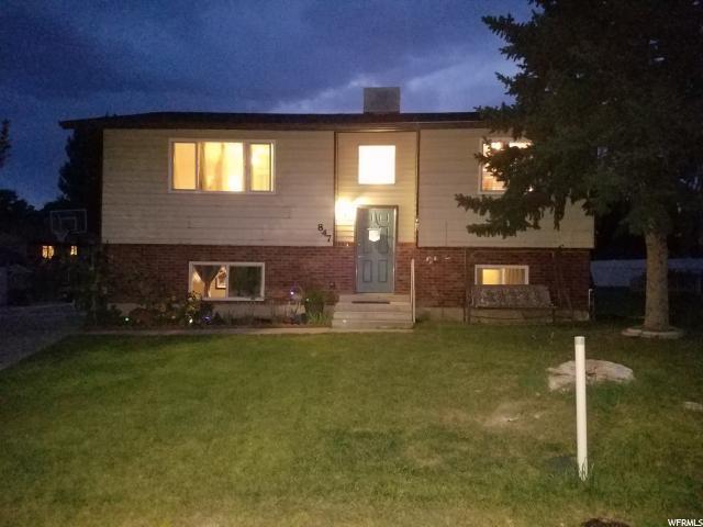 Один семья для того Продажа на 847 N 2350 W Circle Provo, Юта 84601 Соединенные Штаты