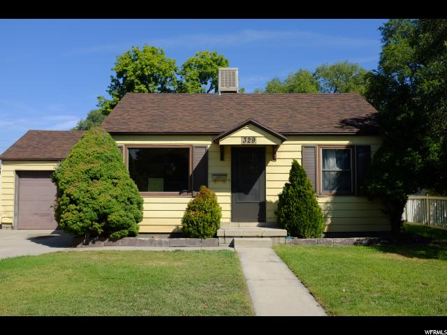 Single Family for Sale at 329 E MAXWELL Lane 329 E MAXWELL Lane Salt Lake City, Utah 84115 United States