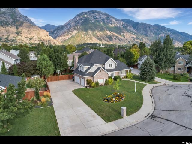 Single Family for Sale at 2558 N 460 E 2558 N 460 E Provo, Utah 84604 United States
