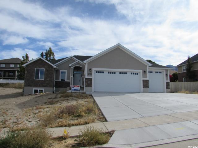Один семья для того Продажа на 1530 N 1350 E 1530 N 1350 E North Logan, Юта 84341 Соединенные Штаты