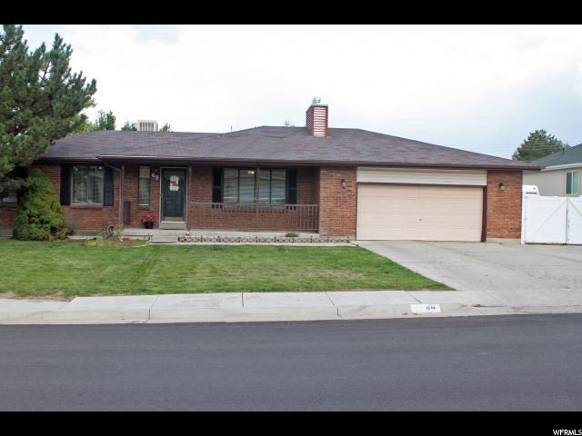 单亲家庭 为 销售 在 68 N TIEBREAKER Circle 68 N TIEBREAKER Circle Grantsville, 犹他州 84029 美国