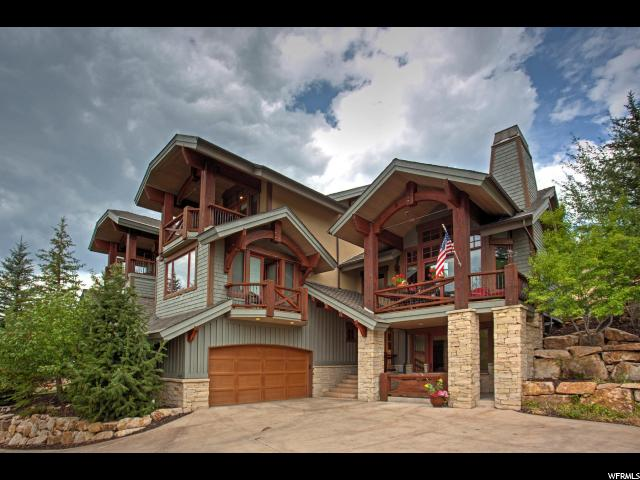 Townhouse for Sale at 2608 S EAGLE COVE Drive 2608 S EAGLE COVE Drive Unit: 90 Park City, Utah 84060 United States