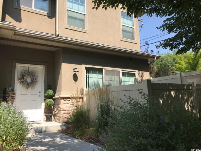 Townhouse for Sale at 4828 S 1300 E 4828 S 1300 E Unit: 1 Holladay, Utah 84117 United States
