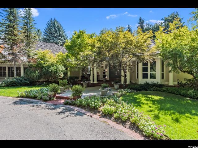 Single Family for Sale at 2390 E WALKER Lane 2390 E WALKER Lane Holladay, Utah 84117 United States