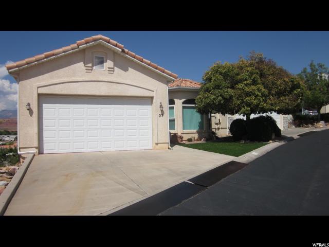 Single Family for Sale at 1360 E TELEGRAPH Street 1360 E TELEGRAPH Street Unit: #57 Washington, Utah 84780 United States