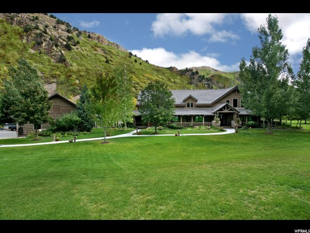 Single Family للـ Sale في 693 N HOBBLE CREEK CANYON Road 693 N HOBBLE CREEK CANYON Road Springville, Utah 84663 United States