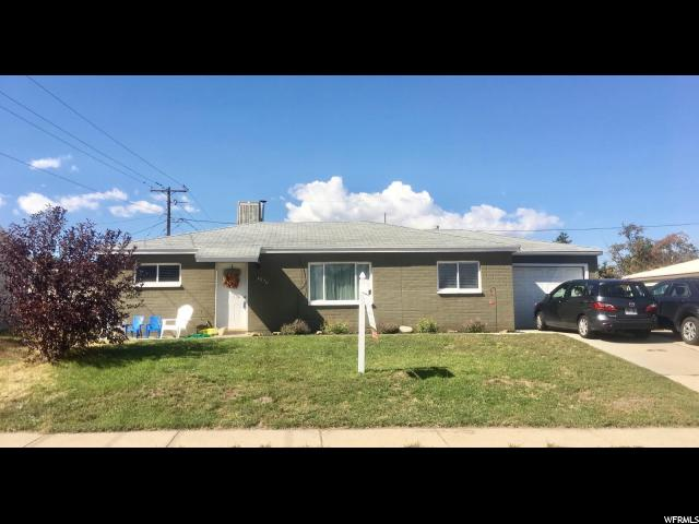 Single Family for Sale at 4970 S 4980 W Street 4970 S 4980 W Street Kearns, Utah 84118 United States