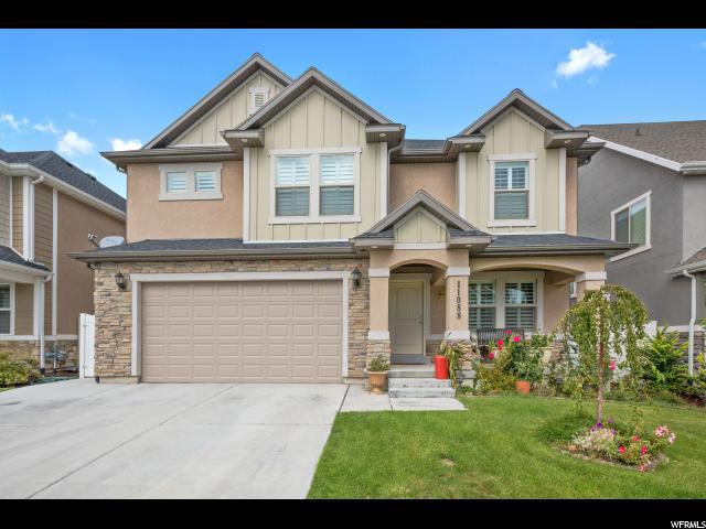 Single Family للـ Sale في 11088 S BROADWICK Road 11088 S BROADWICK Road South Jordan, Utah 84095 United States