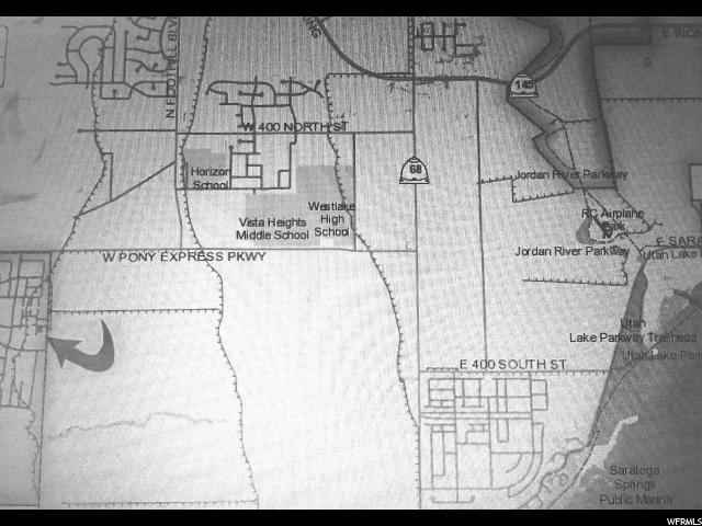 5176 E MOAB RIM CT Eagle Mountain, UT 84005 - MLS #: 1479586