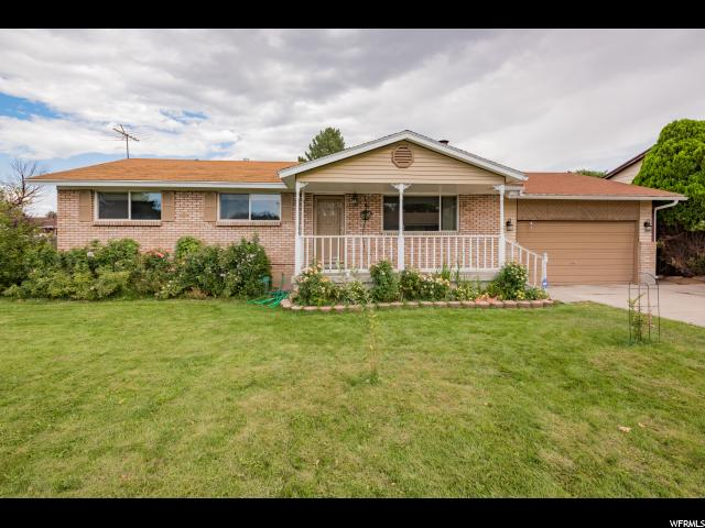 4561 S DIXIEANN DR, Salt Lake City UT 84119