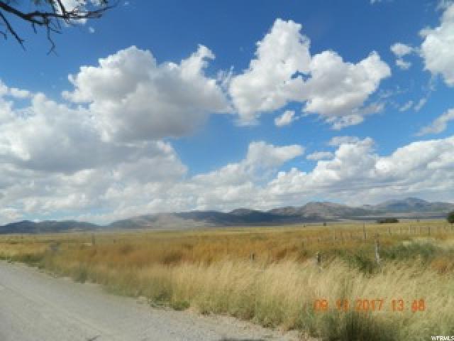 Terrain pour l Vente à SHARP Road SHARP Road Vernon, Utah 84080 États-Unis