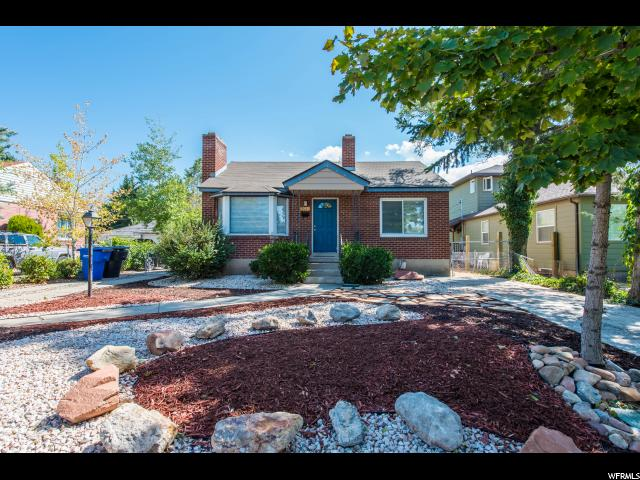 3019 S GRACE STREET, Salt Lake City UT 84109