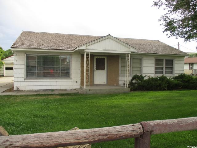 Single Family for Sale at 234 W MAIN Street 234 W MAIN Street Duchesne, Utah 84021 United States