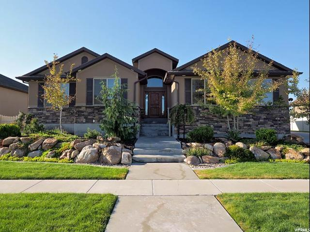 Single Family for Sale at 475 W SUNNY RISE Lane 475 W SUNNY RISE Lane Stansbury Park, Utah 84074 United States