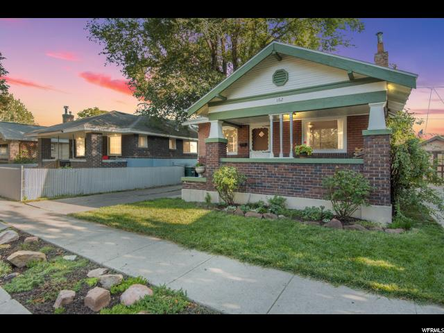 162 HARVARD AVE Salt Lake City, UT 84111 - MLS #: 1479780