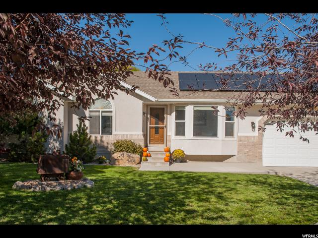 5202 W BUTTERFIELD PEAK CIR, Riverton UT 84065