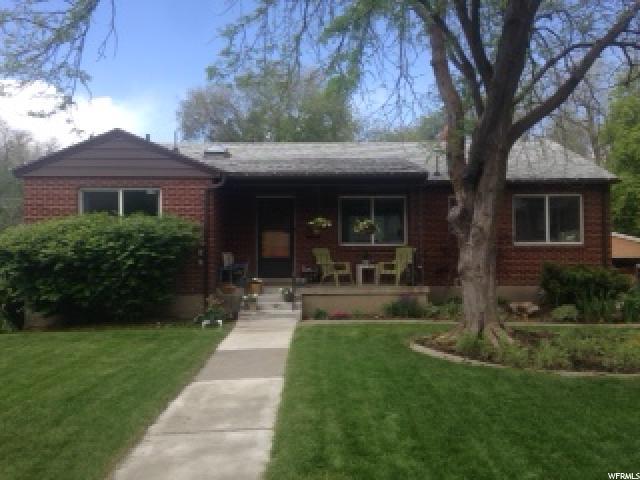 Unique la famille pour l Vente à 4174 S CARTER Circle 4174 S CARTER Circle Salt Lake City, Utah 84124 États-Unis