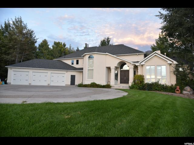 Single Family للـ Sale في 2966 N 1600 E 2966 N 1600 E North Logan, Utah 84341 United States