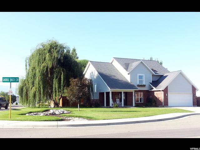 单亲家庭 为 销售 在 557 W SADDLE BACK Circle 557 W SADDLE BACK Circle 斯普林维尔, 犹他州 84663 美国