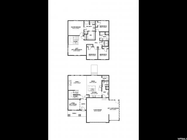 Additional photo for property listing at 642 W 1720 S 642 W 1720 S Unit: LOT233 Provo, Utah 84601 États-Unis