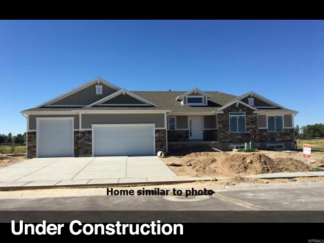 Single Family for Sale at 5326 S 6100 W 5326 S 6100 W Hooper, Utah 84315 United States