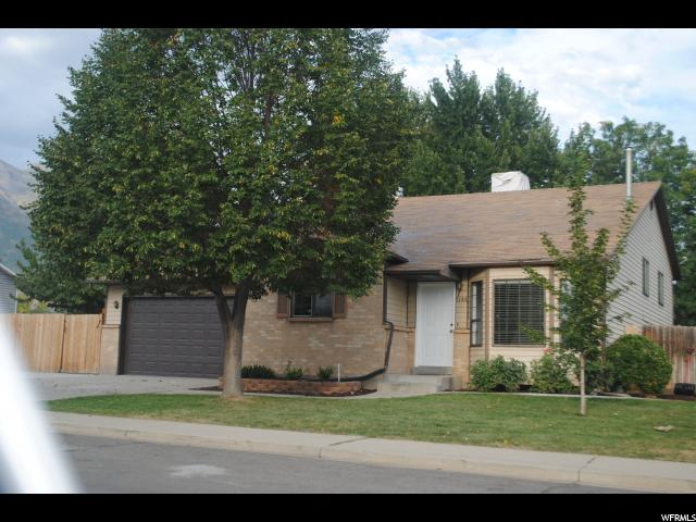 Single Family for Sale at 1144 N 600 W 1144 N 600 W Orem, Utah 84057 United States