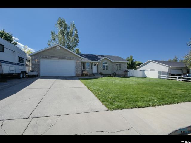 单亲家庭 为 销售 在 476 E 560 S 476 E 560 S Santaquin, 犹他州 84655 美国