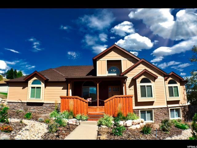 Single Family for Sale at 5870 N HIGHLAND Drive 5870 N HIGHLAND Drive Mountain Green, Utah 84050 United States