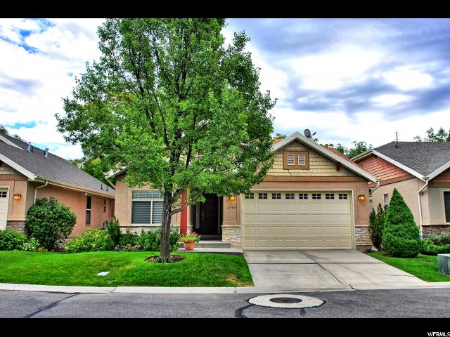Home for sale at 2797 S Dard Hills Ct, Salt Lake City, UT  84109. Listed at 485000 with 4 bedrooms, 3 bathrooms and 2,706 total square feet