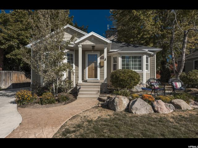 Single Family للـ Sale في 1871 E HARVARD Avenue 1871 E HARVARD Avenue Salt Lake City, Utah 84108 United States