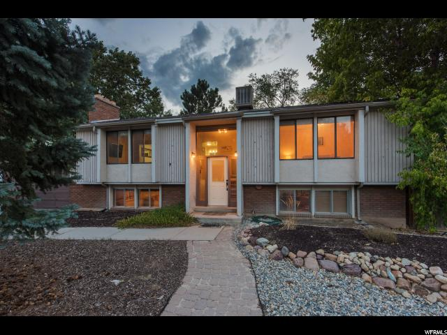 Single Family for Sale at 7574 S 3395 E 7574 S 3395 E Cottonwood Heights, Utah 84121 United States