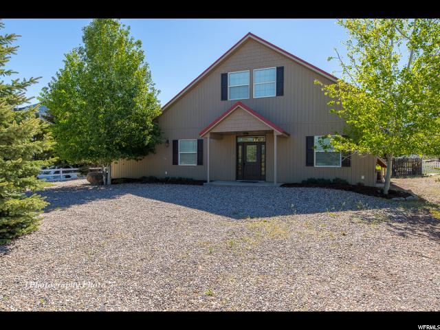 Один семья для того Продажа на 96 MEADOW Drive 96 MEADOW Drive Pine Valley, Юта 84781 Соединенные Штаты