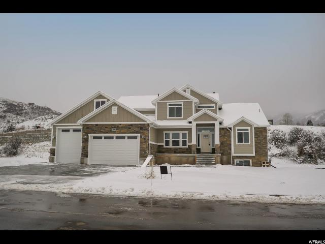 Single Family for Sale at 3951 N THURSTON Drive 3951 N THURSTON Drive Mountain Green, Utah 84050 United States