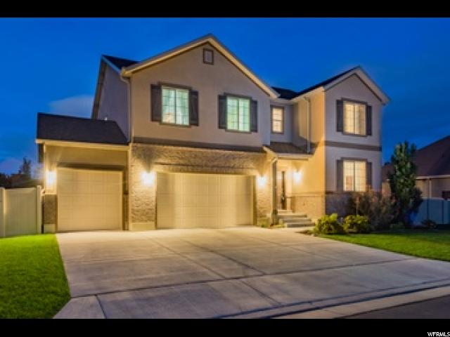 1044 W VENENZIA  HILL WAY, South Jordan UT 84095