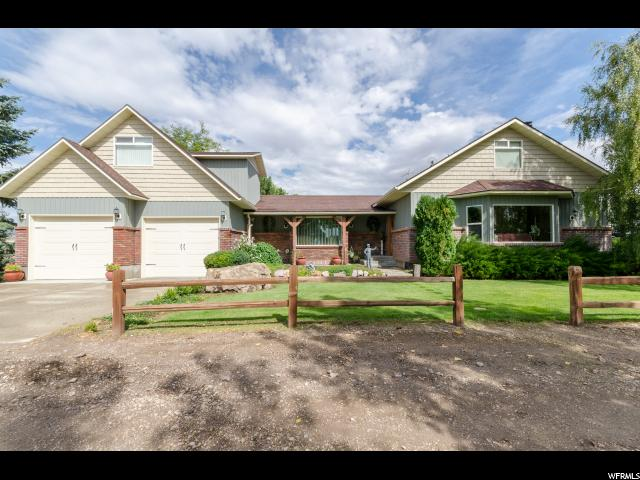 Single Family for Sale at 3336 W 2000 N Dayton, Idaho 83232 United States