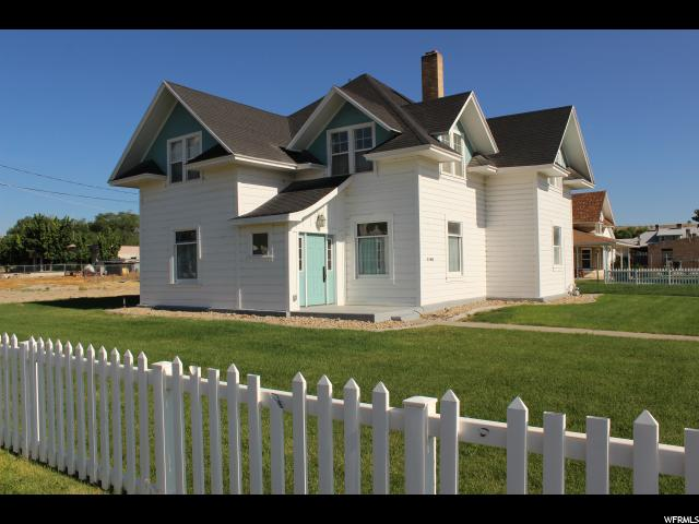 Single Family for Sale at 25 N CENTER Street 25 N CENTER Street Castle Dale, Utah 84513 United States