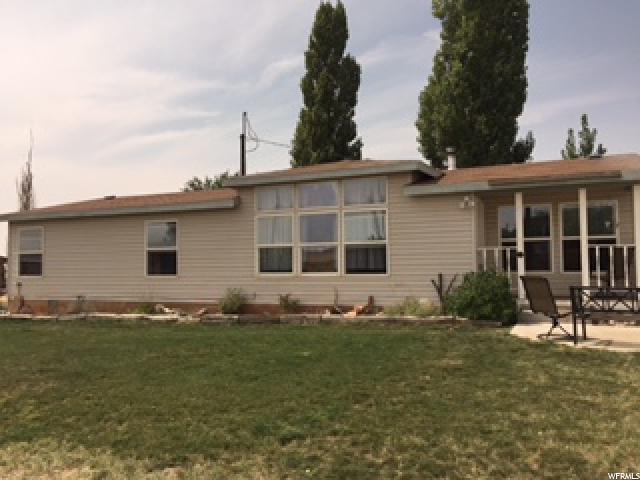 Unique la famille pour l Vente à 153 W OLD HWY 6&50 153 W OLD HWY 6&50 Thompson, Utah 84540 États-Unis
