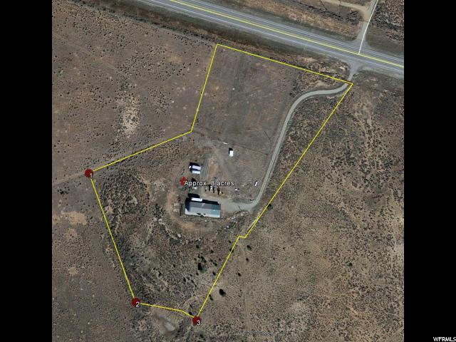 Single Family for Sale at 4500 E HWY 491 4500 E HWY 491 Monticello, Utah 84535 United States
