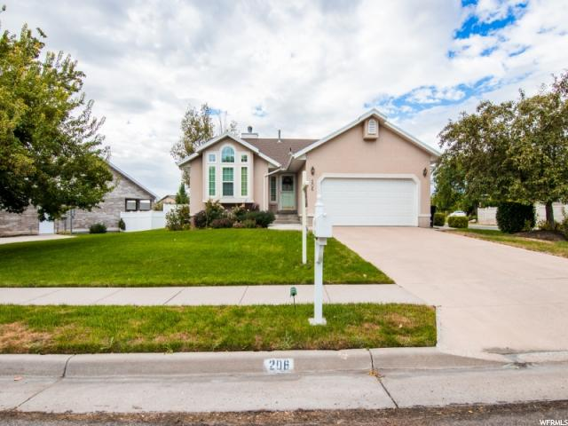 Single Family for Sale at 206 W 1350 N 206 W 1350 N Centerville, Utah 84014 United States