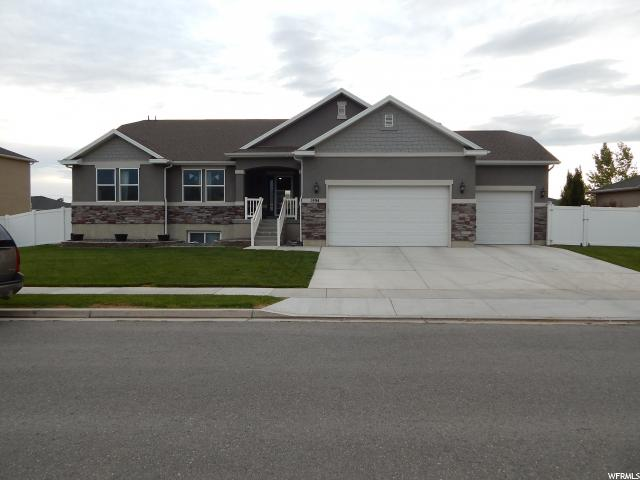 Single Family للـ Sale في 1594 BRIDLE PATH LOOP 1594 BRIDLE PATH LOOP Lehi, Utah 84043 United States