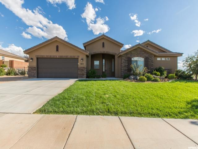 单亲家庭 为 销售 在 3621 W 200 N 3621 W 200 N Hurricane, 犹他州 84737 美国